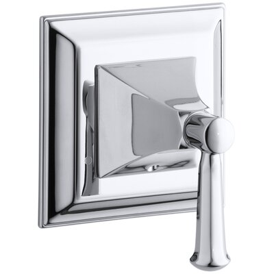 Memoirs Stately Valve Trim with Lever Handle for Transfer Valve Finish: Polished Chrome