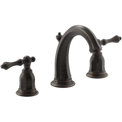 Kelston Widespread Bathroom Sink Faucet Finish: Oil-Rubbed Bronze