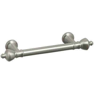 Kelston Pull Finish: Vibrant Brushed Nickel
