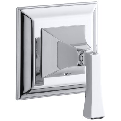 Memoirs Stately Valve Trim with Deco Lever Handle for Transfer Valve Finish: Polished Chrome