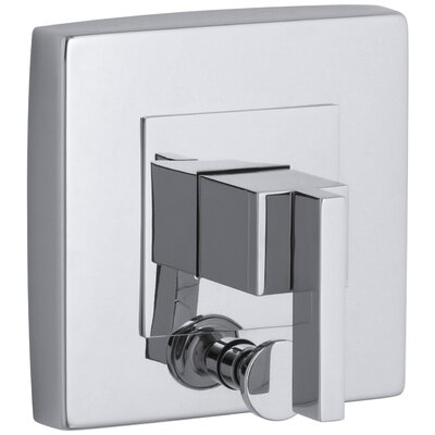 Loure Rite-Temp Valve Trim with Diverter Finish: Polished Chrome