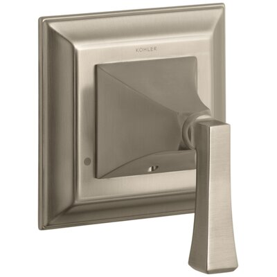 Memoirs Stately Valve Trim with Deco Lever Handle for Transfer Valve Finish: Vibrant Brushed Bronze