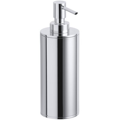 Purist Countertop Soap Dispenser K-14379-CP