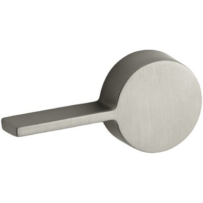 Cimarron Trip Lever Finish: Vibrant Brushed Nickel, Trip Lever Orientation: Right Hand