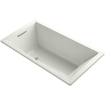 Underscore 66 x 36 Soaking Bathtub Finish: Dune