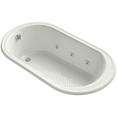 Iron Works 66 x 36 Whirlpool Bathtub Finish: Dune