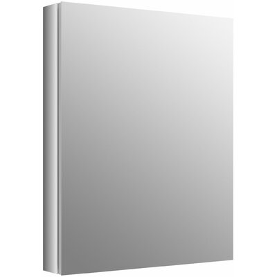 Verdera 24 W x 30 H Aluminum Medicine Cabinet