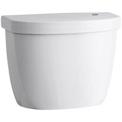 Cimarron Tank for K-6419 Round-Front Touchless Toilet Finish: White