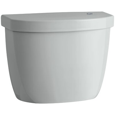 Cimarron Tank for K-6419 Round-Front Touchless Toilet Finish: Ice Grey