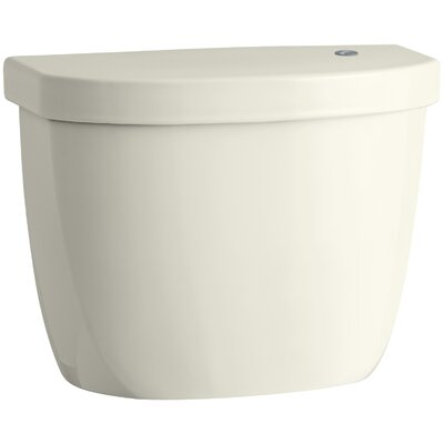 Cimarron Tank for K-6419 Round-Front Touchless Toilet Finish: Biscuit