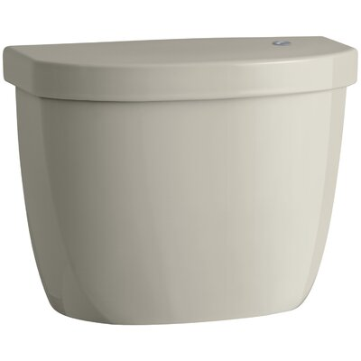Cimarron Tank for K-6419 Round-Front Touchless Toilet Finish: Sandbar