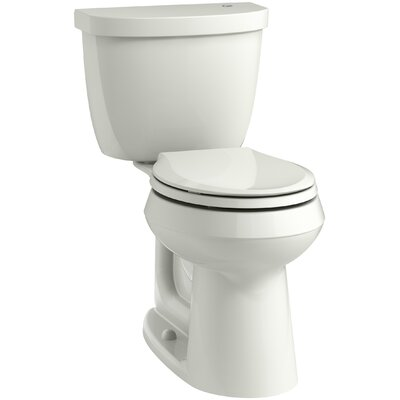 Cimarron Impressions 2 Piece Touchless Toilet with Aquapiston Flushing Technology Finish: Dune