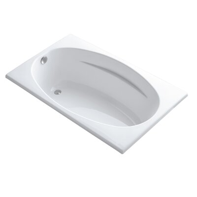 Proflex 60 x 36 Soaking Bathtub Finish: White