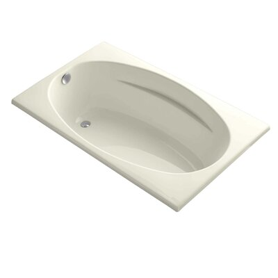 Proflex 60 x 36 Soaking Bathtub Finish: Almond