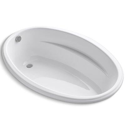 Proflex 60 x 40 Soaking Bathtub Finish: White