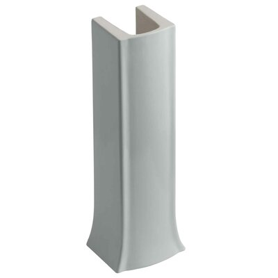 Archer Pedestal Only Finish: Ice Grey