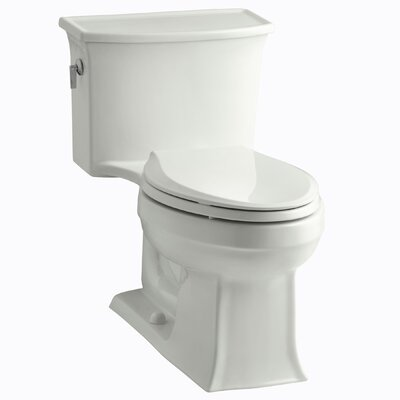 Archer 1.28 GPF Elongated One-Piece Toilet Finish: Dune
