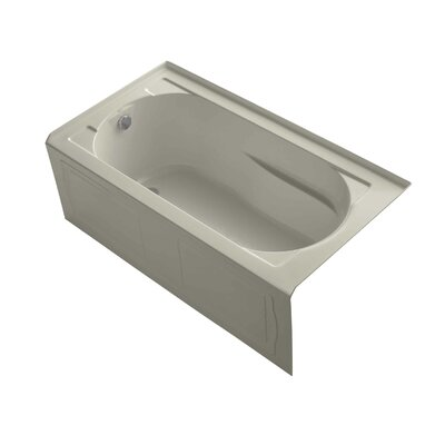 Devonshire tub 60 x 32 Soaking Bathtub Finish: Sandbar