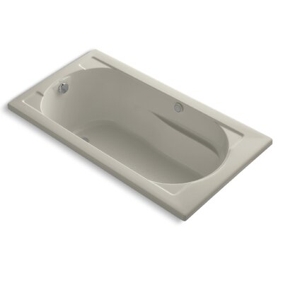 Devonshire 60 x 32 Air Bathtub Finish: Sandbar