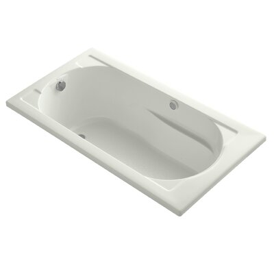 Devonshire 60 x 32 Air Bathtub Finish: White