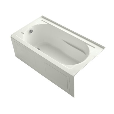 Devonshire 60 x 32 Air Bathtub Finish: Dune
