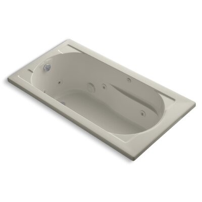 Devonshire 60 x 32 Whirlpool Bathtub Finish: Sandbar