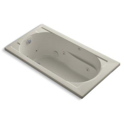 Devonshire 60 x 32 Whirlpool Bathtub Finish: Sandbar