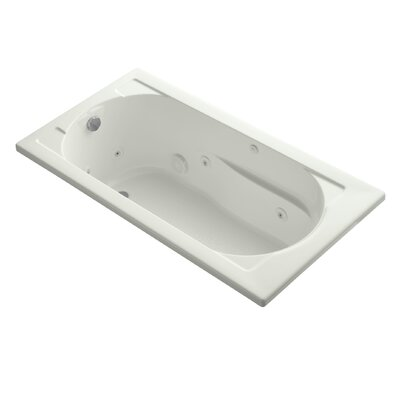 Devonshire 60 x 32 Whirlpool Bathtub Finish: Dune