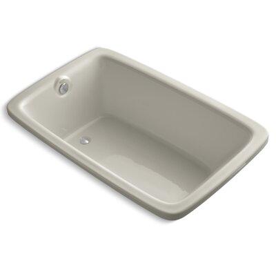 Bancroft 66 x 42 Soaking Bathtub Finish: Sandbar