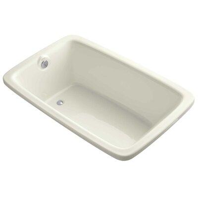 Bancroft 66 x 42 Soaking Bathtub Finish: Biscuit