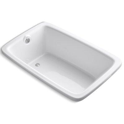 Bancroft 66 x 42 Soaking Bathtub Finish: White