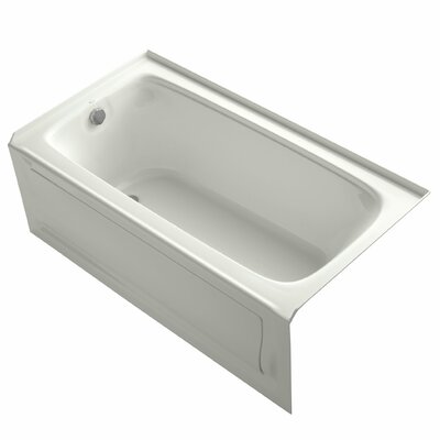 Bancroft 60 x 32 Air Bathtub Finish: Dune