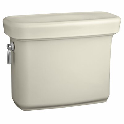 Bancroft 1.28 GPF Toilet Tank Finish: Almond