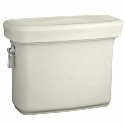 Bancroft 1.28 GPF Toilet Tank Finish: Biscuit
