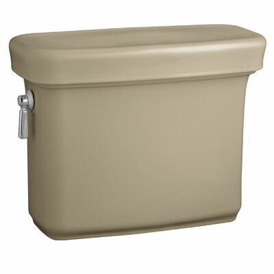 Bancroft 1.28 GPF Toilet Tank Finish: Mexican Sand