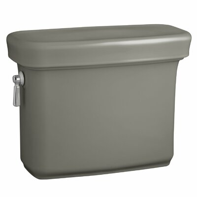 Bancroft 1.28 GPF Toilet Tank Finish: Cashmere