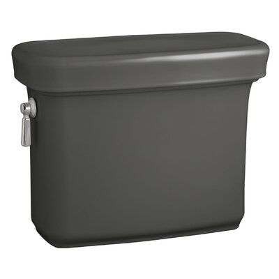Bancroft 1.28 GPF Toilet Tank Finish: Thunder Grey