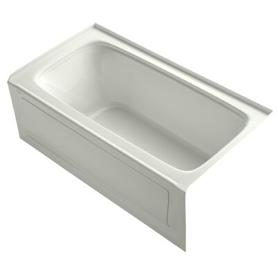 Bancroft 60 x 32 Soaking Bathtub Finish: Dune