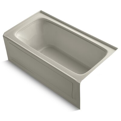 Bancroft 60 x 32 Soaking Bathtub Finish: Sandbar