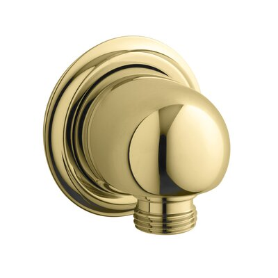 Fort� Supply Elbow Finish: Vibrant Polished Brass