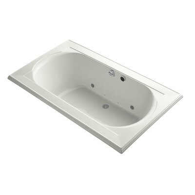 Memoirs 72 x 42 Air Bathtub Finish: Dune
