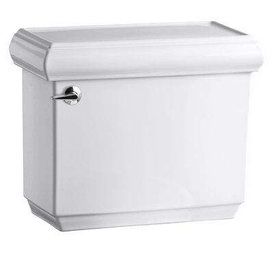 Memoirs Classic 1.28 GPF Toilet Tank Finish: White