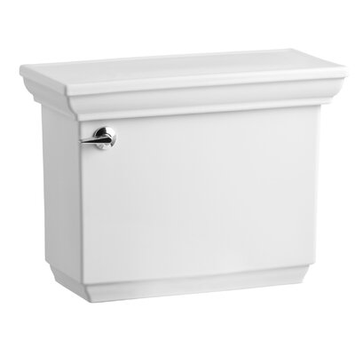 Memoirs Stately 1.6 GPF Toilet Tank Finish: White