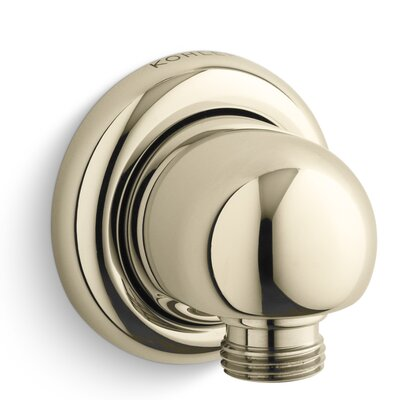 Mastershower Wall Supply Elbow Finish: Vibrant French Gold K-9513-AF