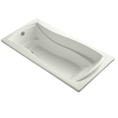 Mariposa 72 x 36 Air Bathtub Finish: Dune