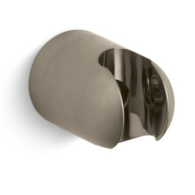 Mastershower Fixed Wall Bracket Finish: Vibrant Brushed Bronze