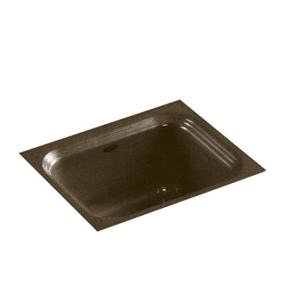 Northland Under-Mount Bar Sink Finish: Black n Tan
