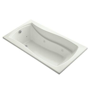 Mariposa 66 x 36 Whirlpool Bathtub Finish: Dune