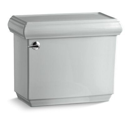Memoirs Classic 1.28 GPF Toilet Tank Finish: Ice Grey