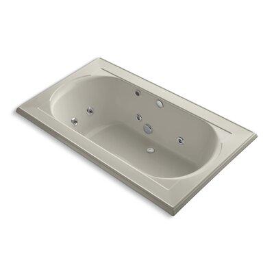 Memoirs 72 x 42 Whirpool Bathtub Finish: Sandbar